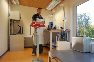 Orthopädietechnische Dienste  |  Schwedt/O.  |  1997