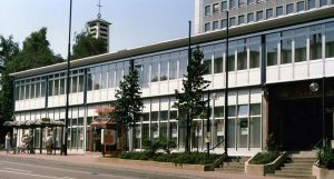 Sparkasse Neunkirchen  |  Umbau Filiale Oberer Markt  |  1996
