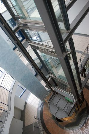 KEW Verwaltungsgebäude  |  Neunkirchen  |  BJ 1992